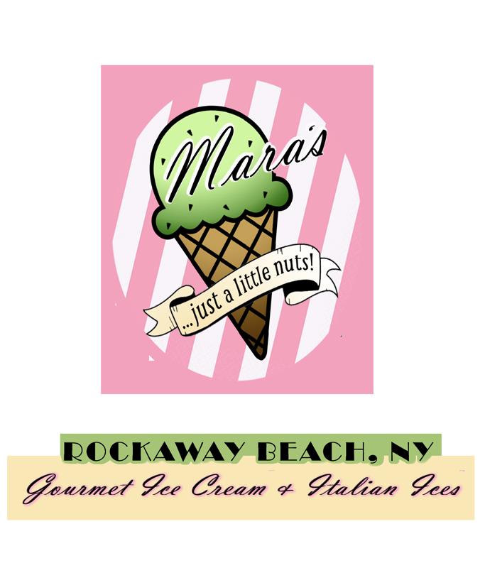 Maras Ice Cream Parlor logo